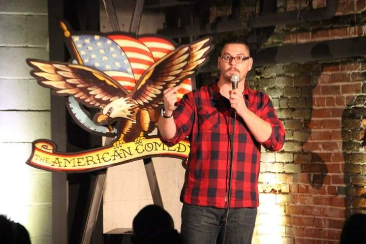 Sam Marcoux @ American Comedy Co., San Diego, CA
