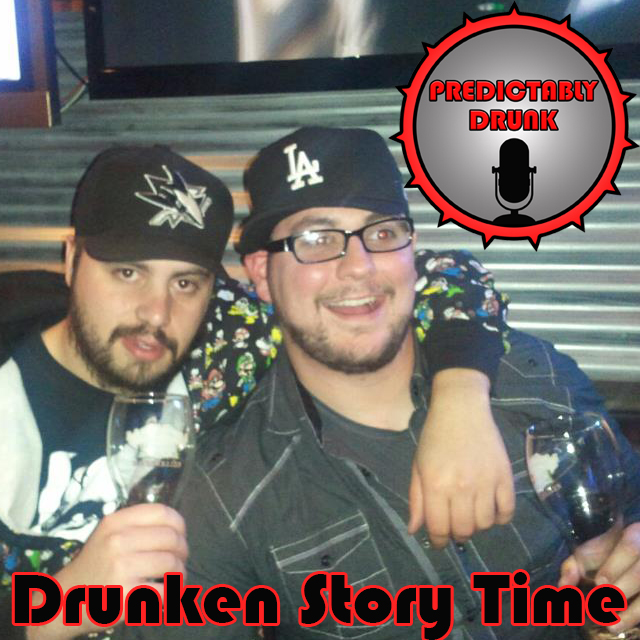 Predictably Drunk: Drunken Story Telling