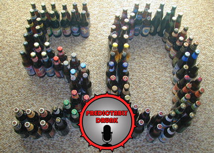 Predictably Drunk: The 50th Episode Drunkstravaganza!